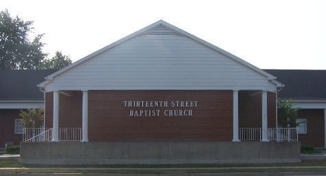 Thirteenth Street Baptist Church