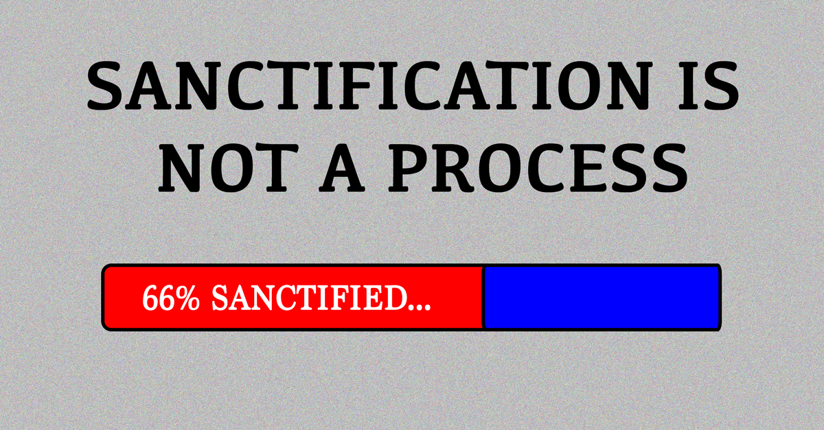 Progressive Sanctification